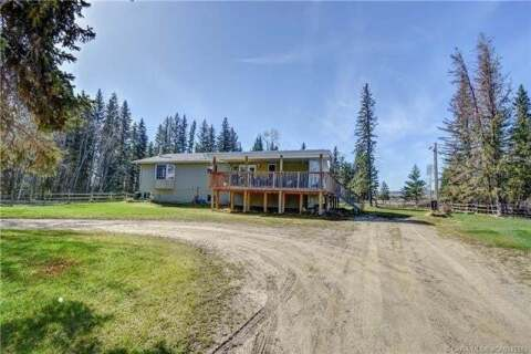 House for sale at 50047 Twp Rd  Rural Clearwater County Alberta - MLS: A1021808