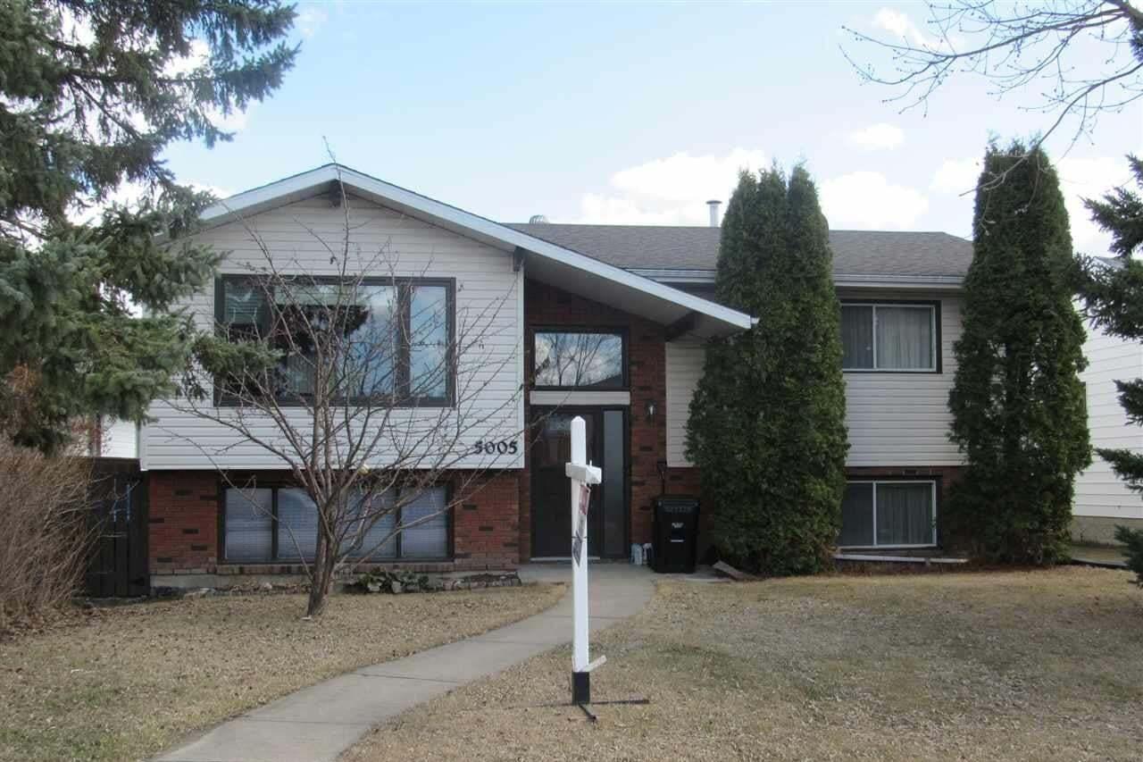 House for sale at 5005 54 St Barrhead Alberta - MLS: E4181242