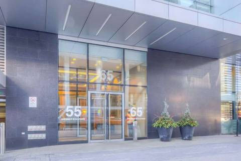 Apartment for rent at 65 Bremner Blvd Unit 5005 Toronto Ontario - MLS: C4522902