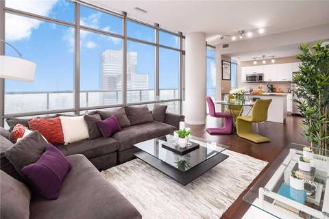 Apartment for rent at 832 Bay St Unit 5005 Toronto Ontario - MLS: C4735149