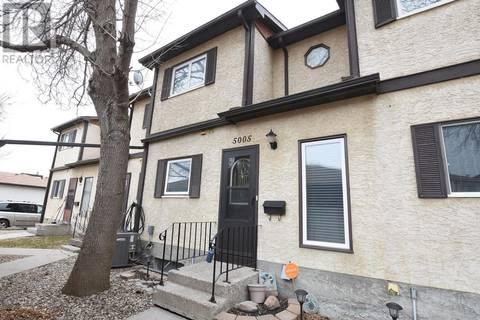 Townhouse for sale at 5005 Newport Rd Regina Saskatchewan - MLS: SK764174