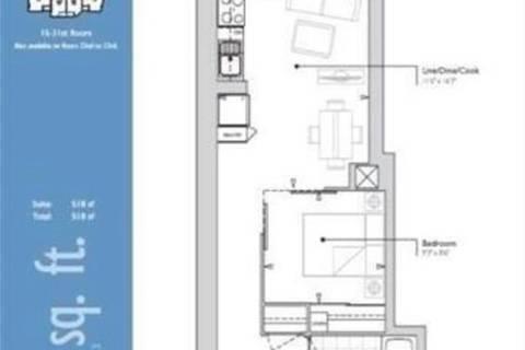 Apartment for rent at 386 Yonge St Unit 5006 Toronto Ontario - MLS: C4423931