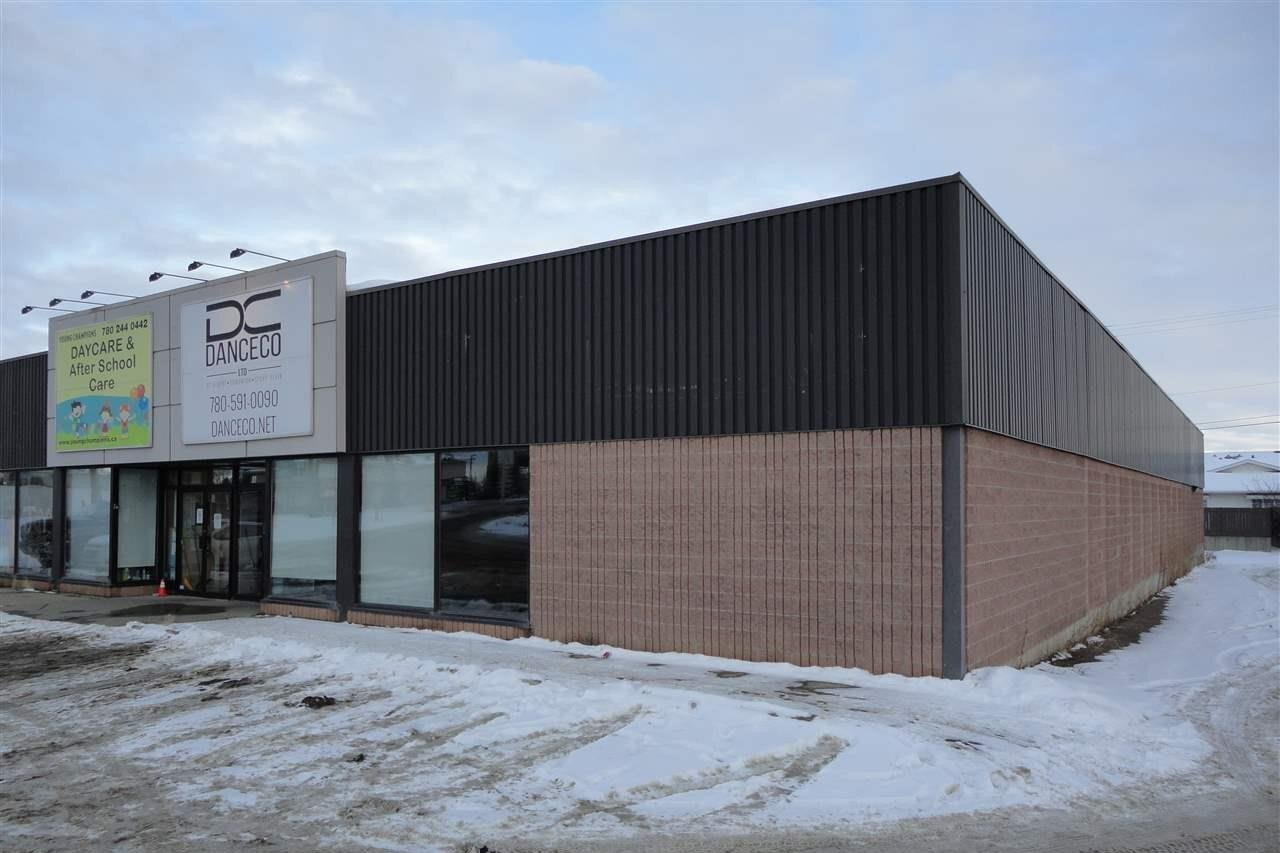 Commercial property for lease at 5007 48 St W Stony Plain Alberta - MLS: E4222059