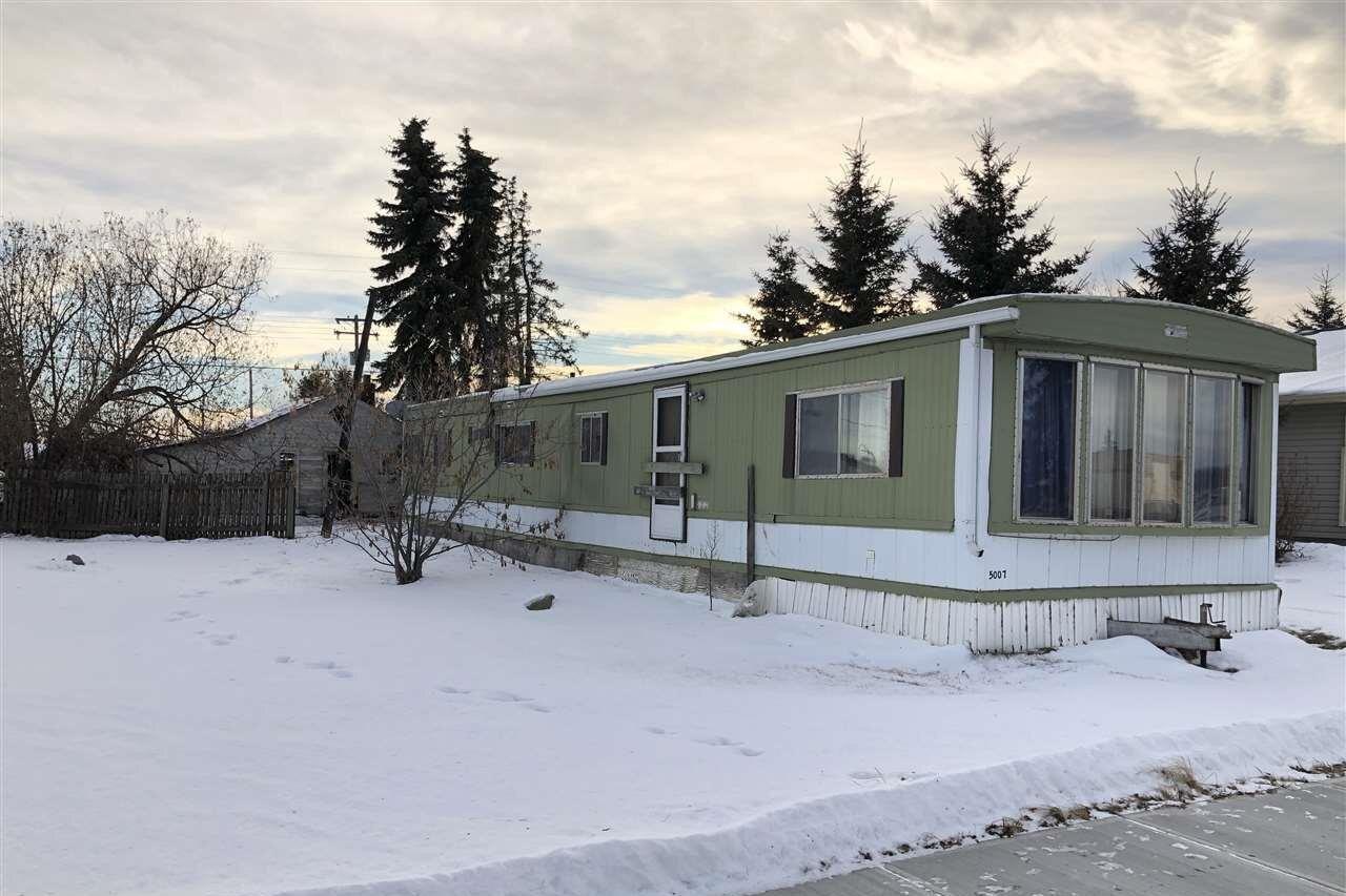 Residential property for sale at 5007 50 Av Clyde Alberta - MLS: E4222738