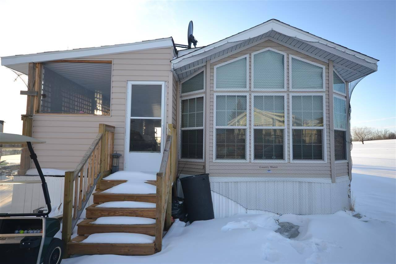 Residential property for sale at 25054 Lake Rd South Unit 5008 Rural Red Deer County Alberta - MLS: E4186353