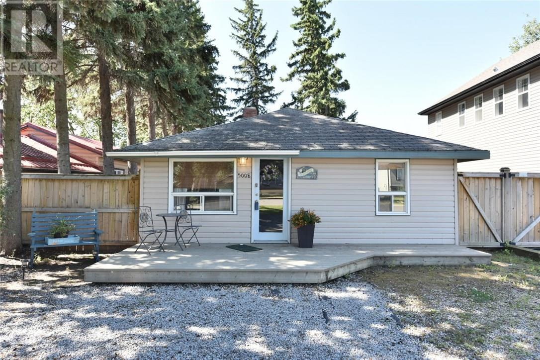 For Sale: 35 Street , Sylvan Lake, AB | 2 Bed, 1 Bath House for $315,000. See 22 photos!