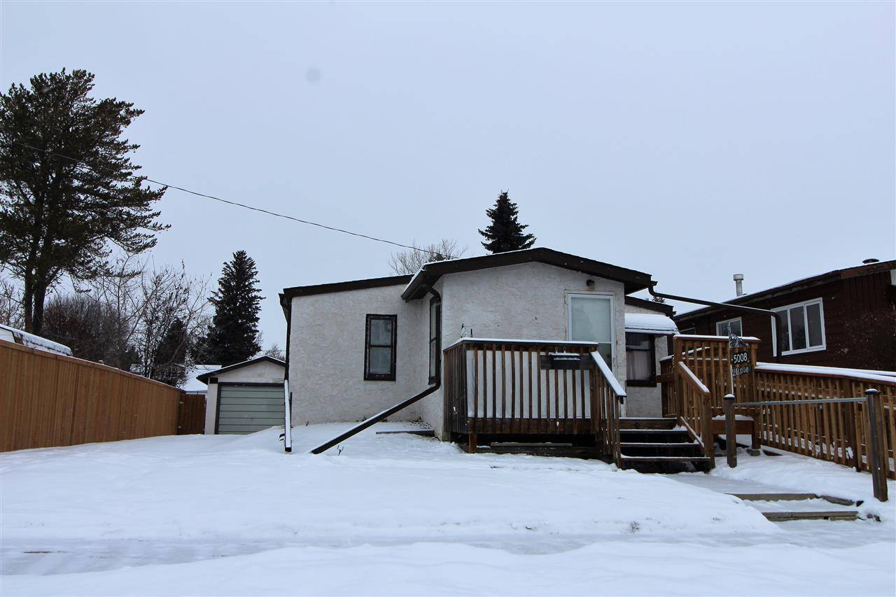 House for sale at 5008 41 Ave Wetaskiwin Alberta - MLS: E4182304
