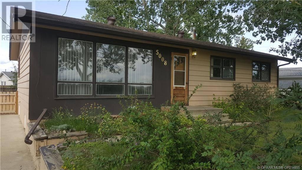 House for sale at 5008 50 Avenue Court Grimshaw Alberta - MLS: GP214855