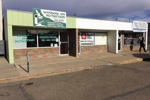 Commercial property for sale at 5008 51 Ave Wetaskiwin Alberta - MLS: E4134115