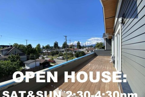 Townhouse for sale at 5009 Chambers St Vancouver British Columbia - MLS: R2481076
