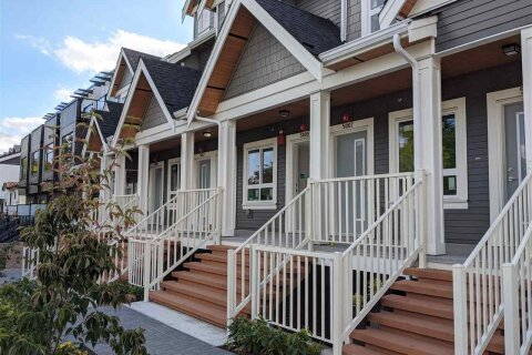 Townhouse for sale at 5009 Chambers St Vancouver British Columbia - MLS: R2528779