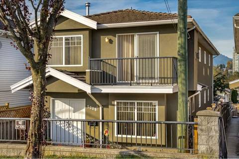Townhouse for sale at 5009 Dominion St Burnaby British Columbia - MLS: R2412062