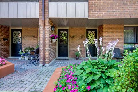 Condo for sale at 1000 Cedarglen Gt Unit 501 Mississauga Ontario - MLS: W4553261