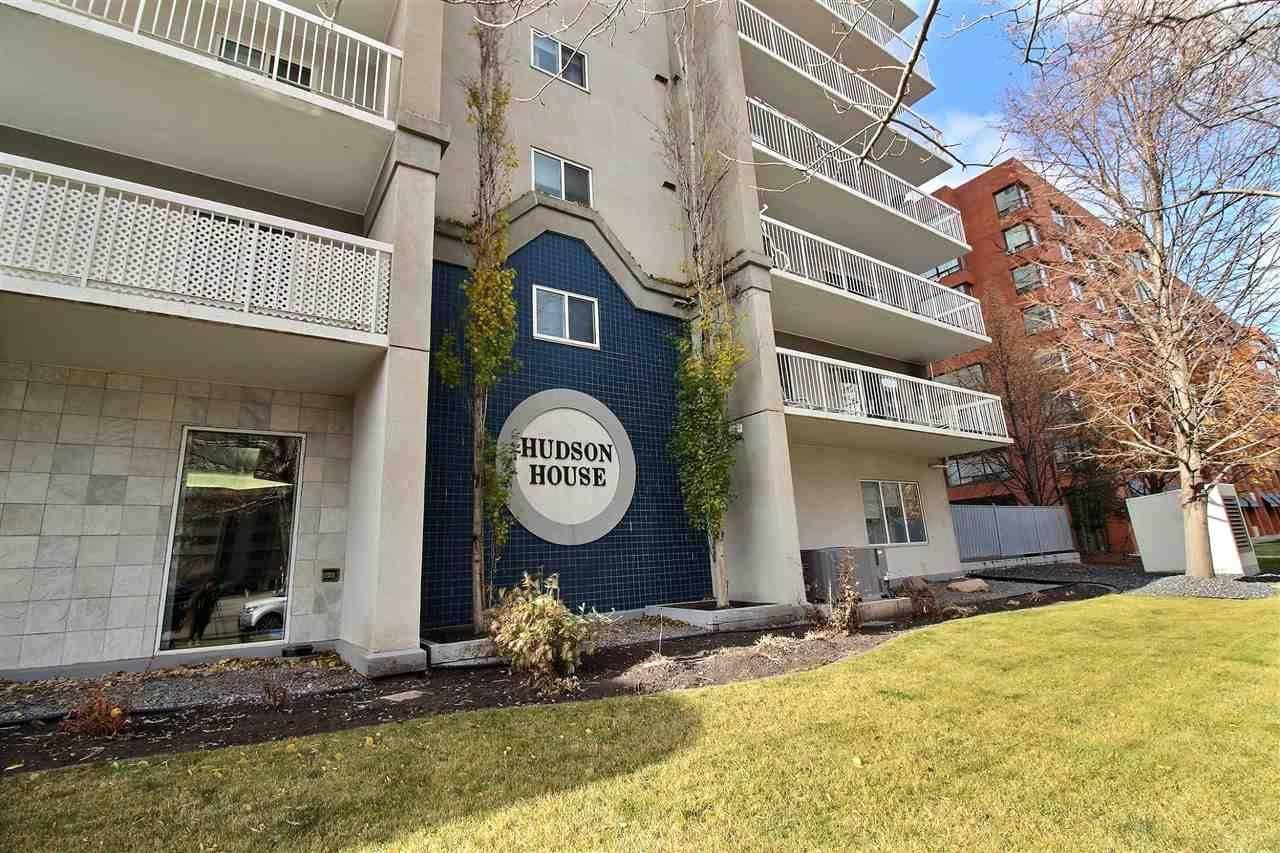 Condo for sale at 10130 114 St Nw Unit 501 Edmonton Alberta - MLS: E4178257