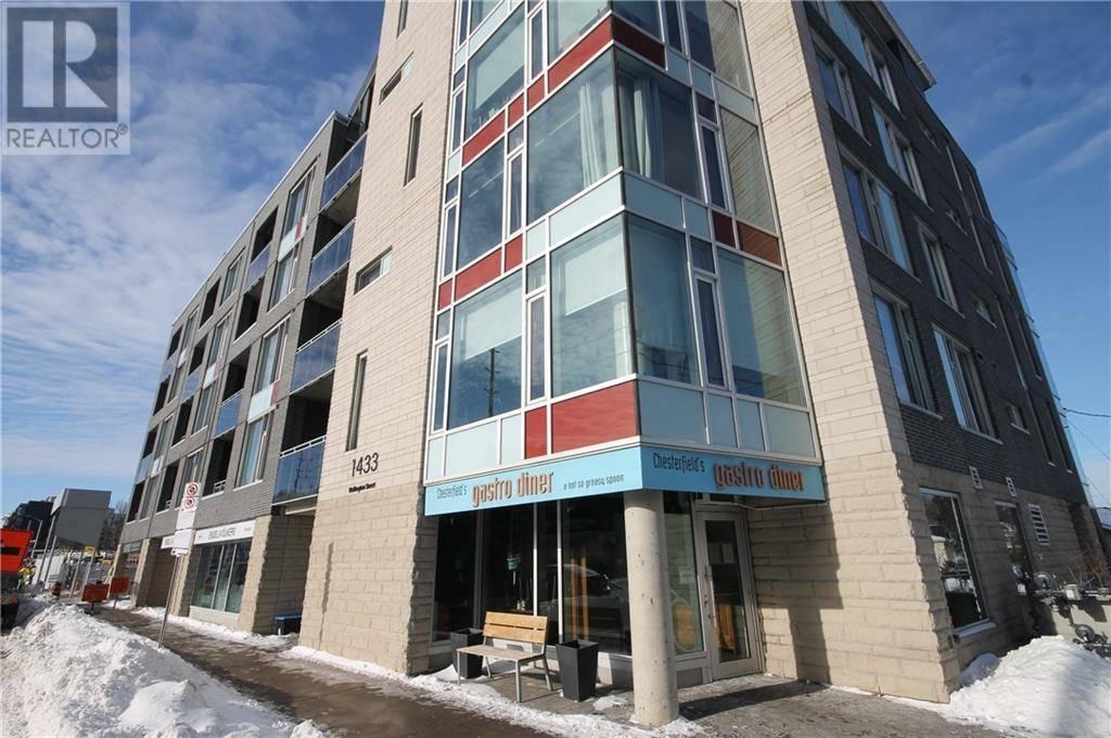 Condo for sale at 1433 Wellington St Unit 501 Ottawa Ontario - MLS: 1179614