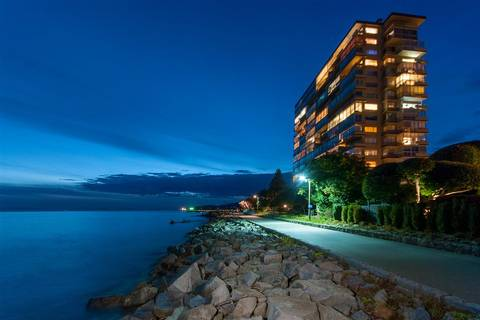 Condo for sale at 150 24th St Unit 501 West Vancouver British Columbia - MLS: R2422796