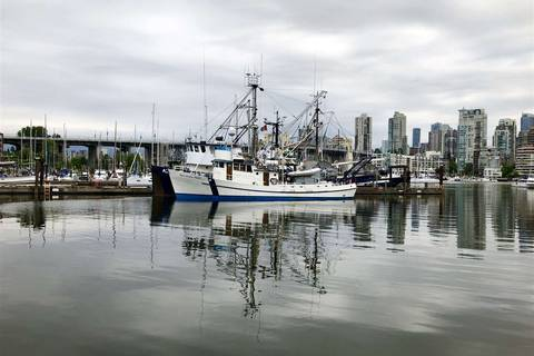 Condo for sale at 1508 Mariner Wk Unit 501 Vancouver British Columbia - MLS: R2445128