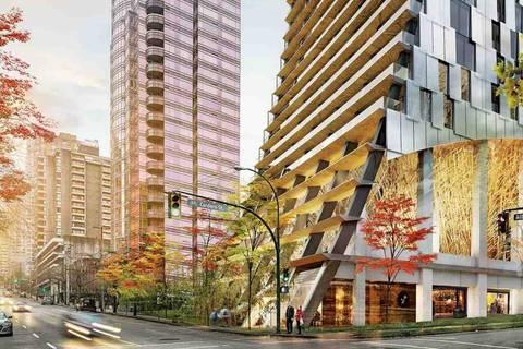 Condo for sale at 1550 Alberni St Unit 501 Vancouver British Columbia - MLS: R2345932