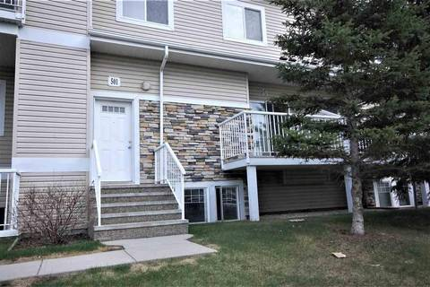 Townhouse for sale at 164 Bridgeport Blvd Unit 501 Leduc Alberta - MLS: E4157955