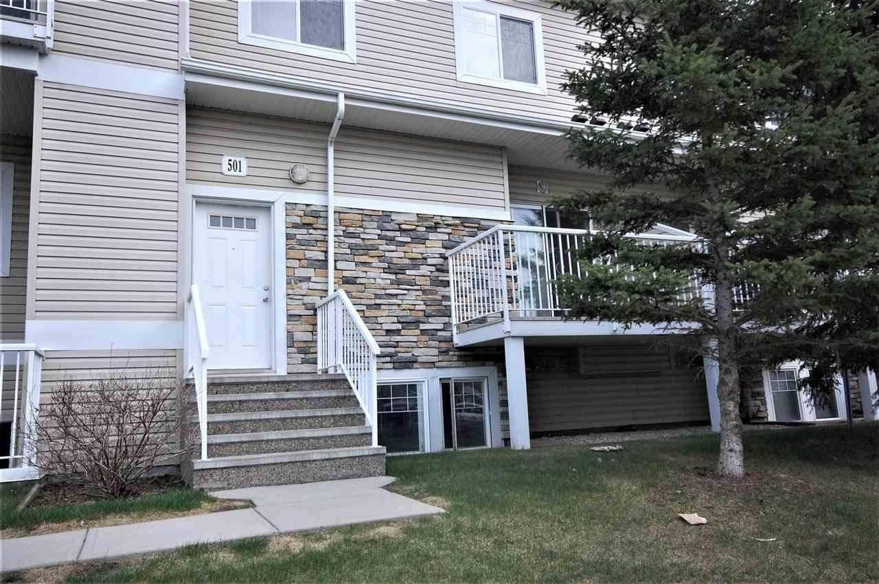 Townhouse for sale at 164 Bridgeport Blvd Unit 501 Leduc Alberta - MLS: E4157955