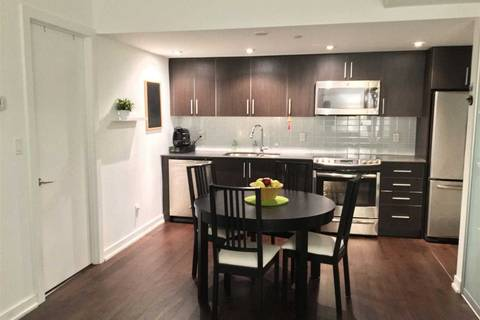 Apartment for rent at 20 Bruyeres Me Unit 501 Toronto Ontario - MLS: C4523339