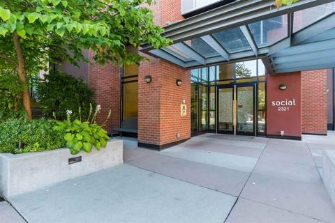 Condo for sale at 2321 Scotia St Unit 501 Vancouver British Columbia - MLS: R2409997
