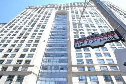 Apartment for rent at 25 The Esplanade Ave Unit 501 Toronto Ontario - MLS: C4511610