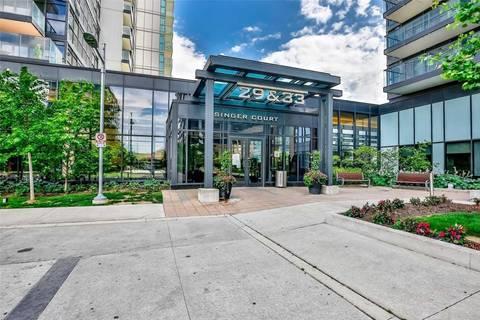 Condo for sale at 33 Singer Ct Unit 501 Toronto Ontario - MLS: C4735813