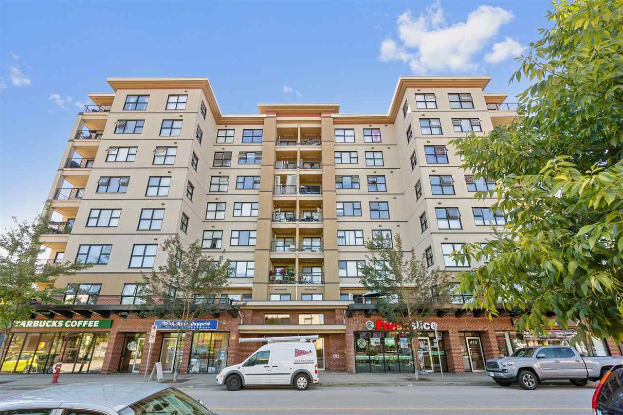 Buliding: 415 East Columbia Street, New Westminster, BC