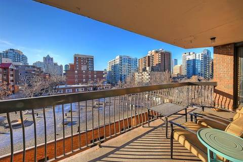 Condo for sale at 537 14 Ave Southwest Unit 501 Calgary Alberta - MLS: C4257814