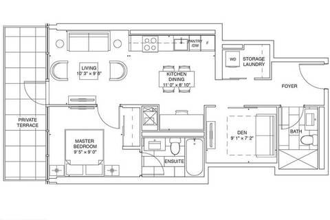 Condo for sale at 60 Shuter St Unit 501 Toronto Ontario - MLS: C4699146