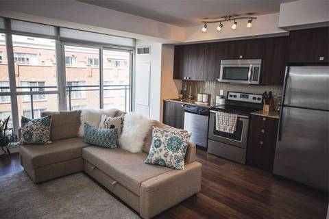 Home for sale at 78 Tecumseth St Unit 501 Toronto Ontario - MLS: C4454670