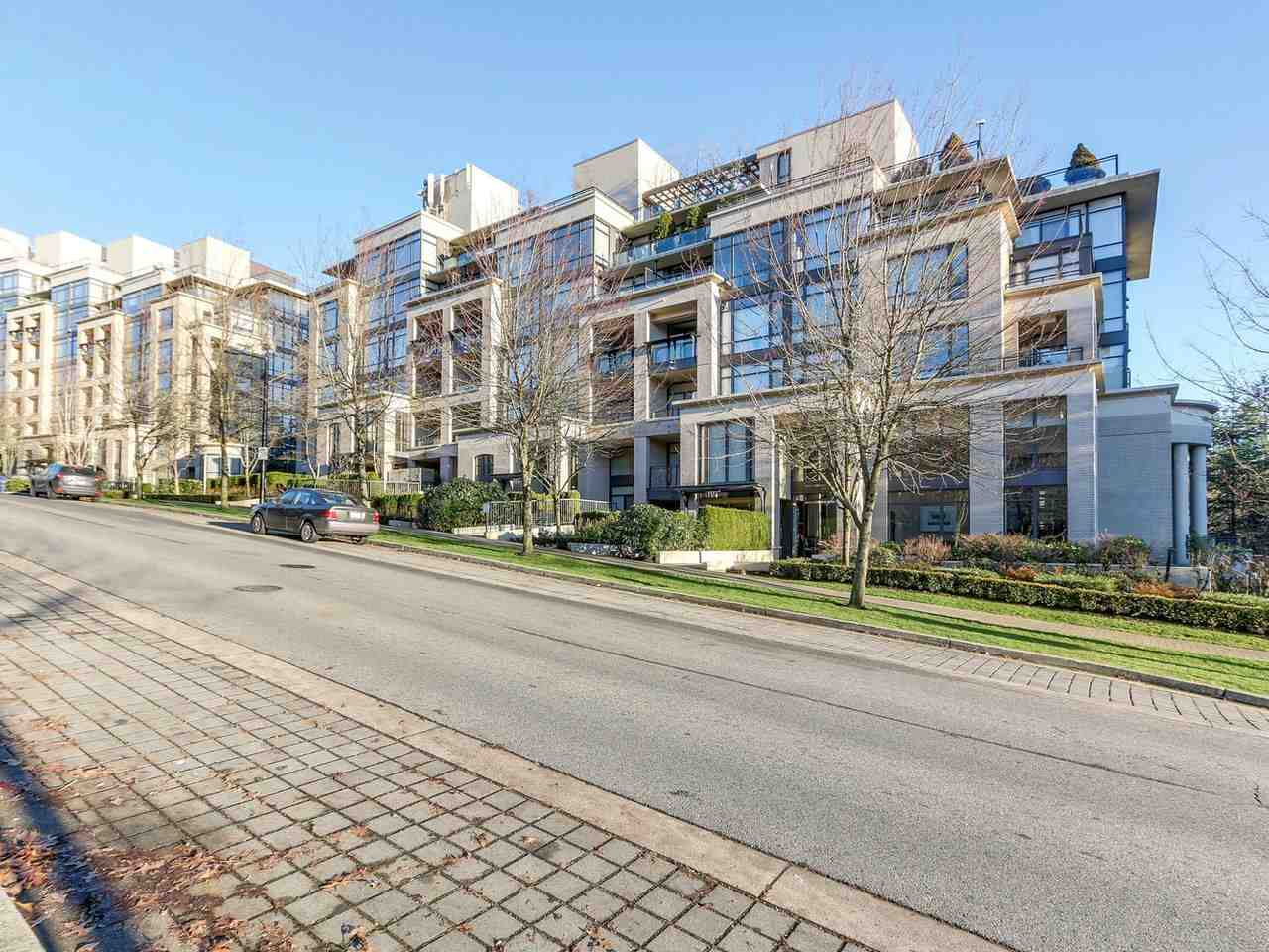 Sold: 501 - 9380 University Crescent, Burnaby, BC