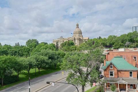 Condo for sale at 9707 106 St Nw Unit 501 Edmonton Alberta - MLS: E4143372