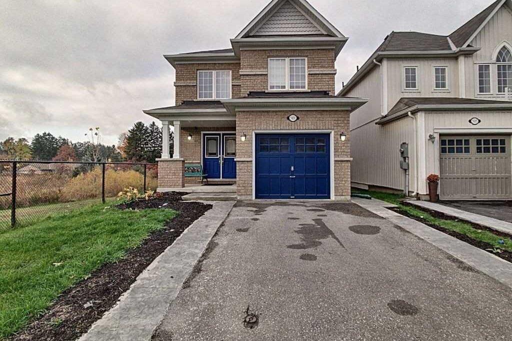House for sale at 501 Baldwin Cres Woodstock Ontario - MLS: X4970641