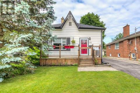 House for sale at 501 Charlotte St London Ontario - MLS: 203732