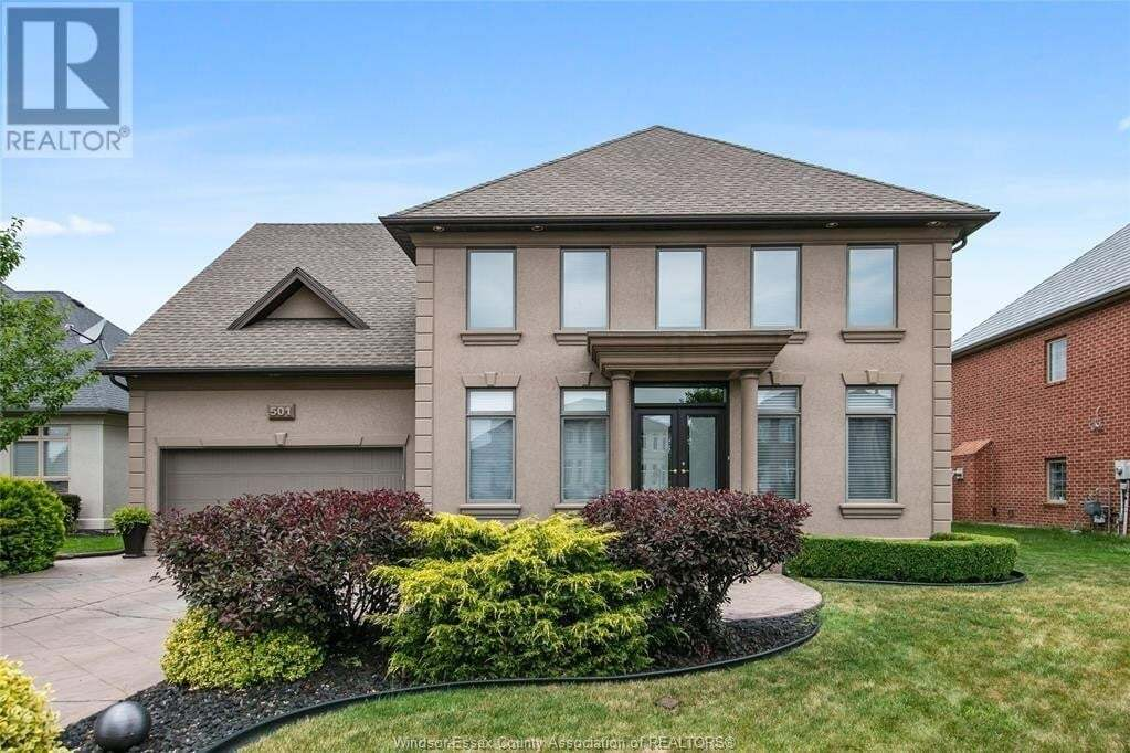 House for sale at 501 Clydesdale  Lakeshore Ontario - MLS: 20008131