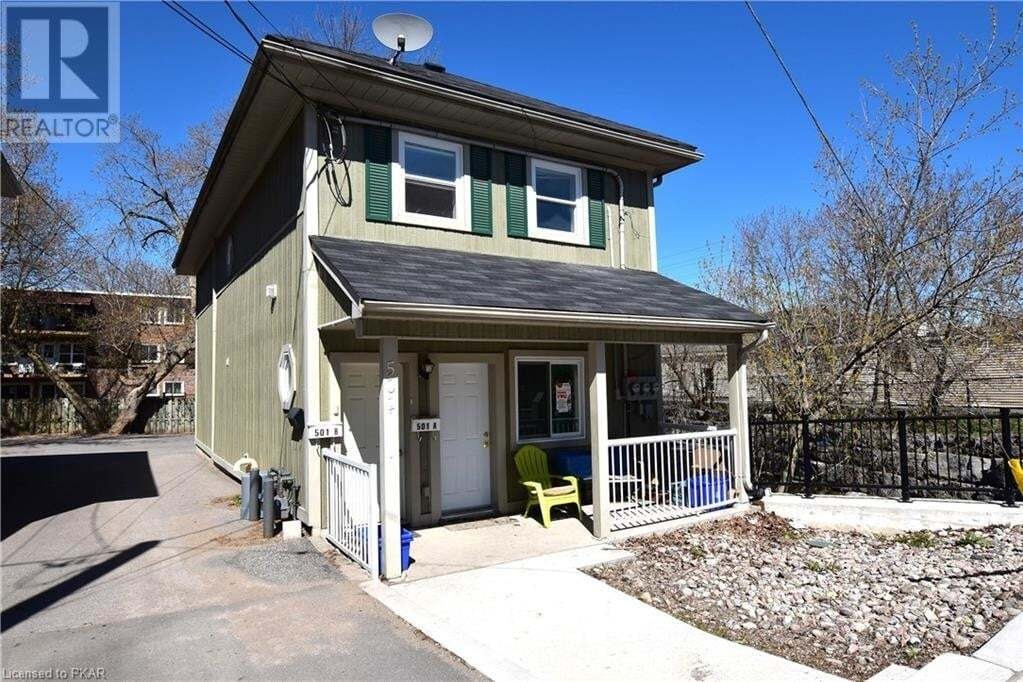 Townhouse for sale at 501 Donegal St Peterborough Ontario - MLS: 260181