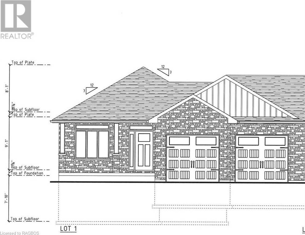Townhouse for sale at 501 Ivings Dr Port Elgin Ontario - MLS: 213777