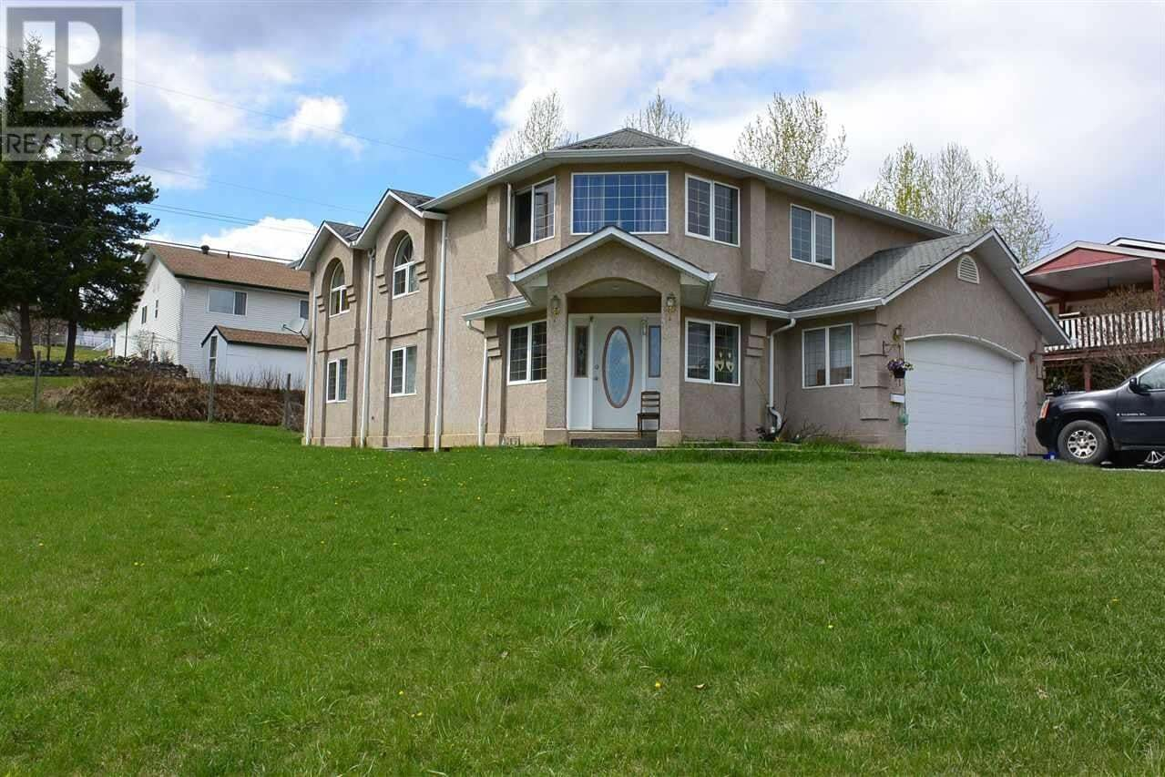 House for sale at 501 Pierce Cres Quesnel British Columbia - MLS: R2453770