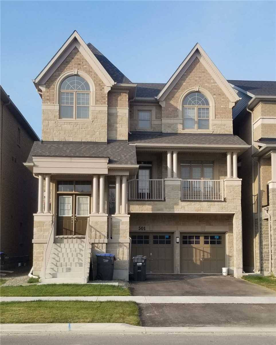 501 Queen Mary Drive, Brampton — For Rent @ $1,850