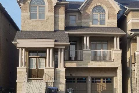 House for sale at 501 Queen Mary Dr Brampton Ontario - MLS: W4571929