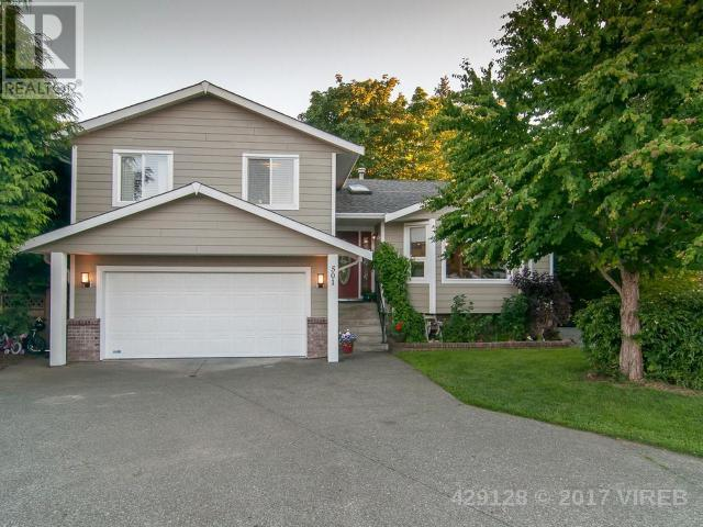 For Sale: 501 Robertson Place, Courtenay, BC | 5 Bed, 3 Bath House for $574,900. See 27 photos!