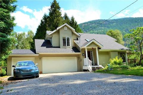 House for sale at 501 Third St Salmo British Columbia - MLS: 2439007