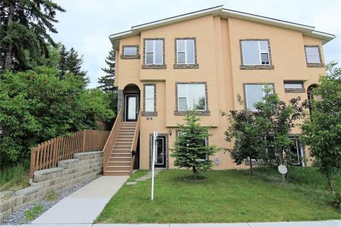 Townhouse for sale at 5011 Centre A St Northeast Calgary Alberta - MLS: C4256205