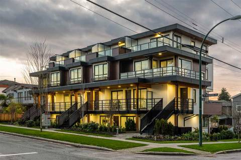 Townhouse for sale at 5011 St. Margarets St Vancouver British Columbia - MLS: R2368472