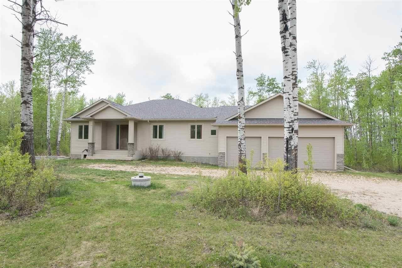 House for sale at 50118 Range Rd Rural Beaver County Alberta - MLS: E4186166