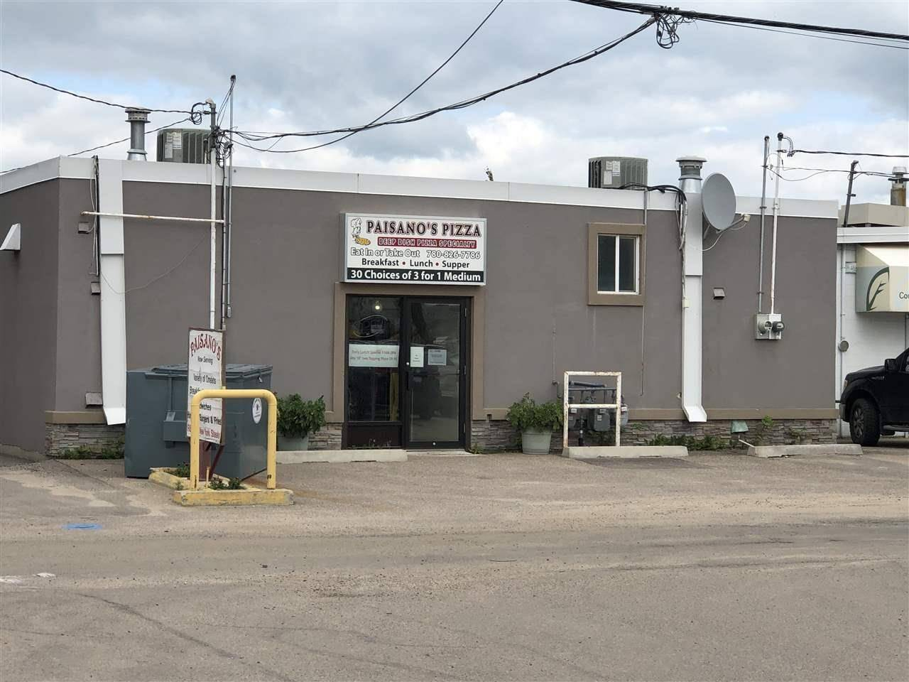 Commercial property for sale at 5012 50 Ave Bonnyville Town Alberta - MLS: E4174290
