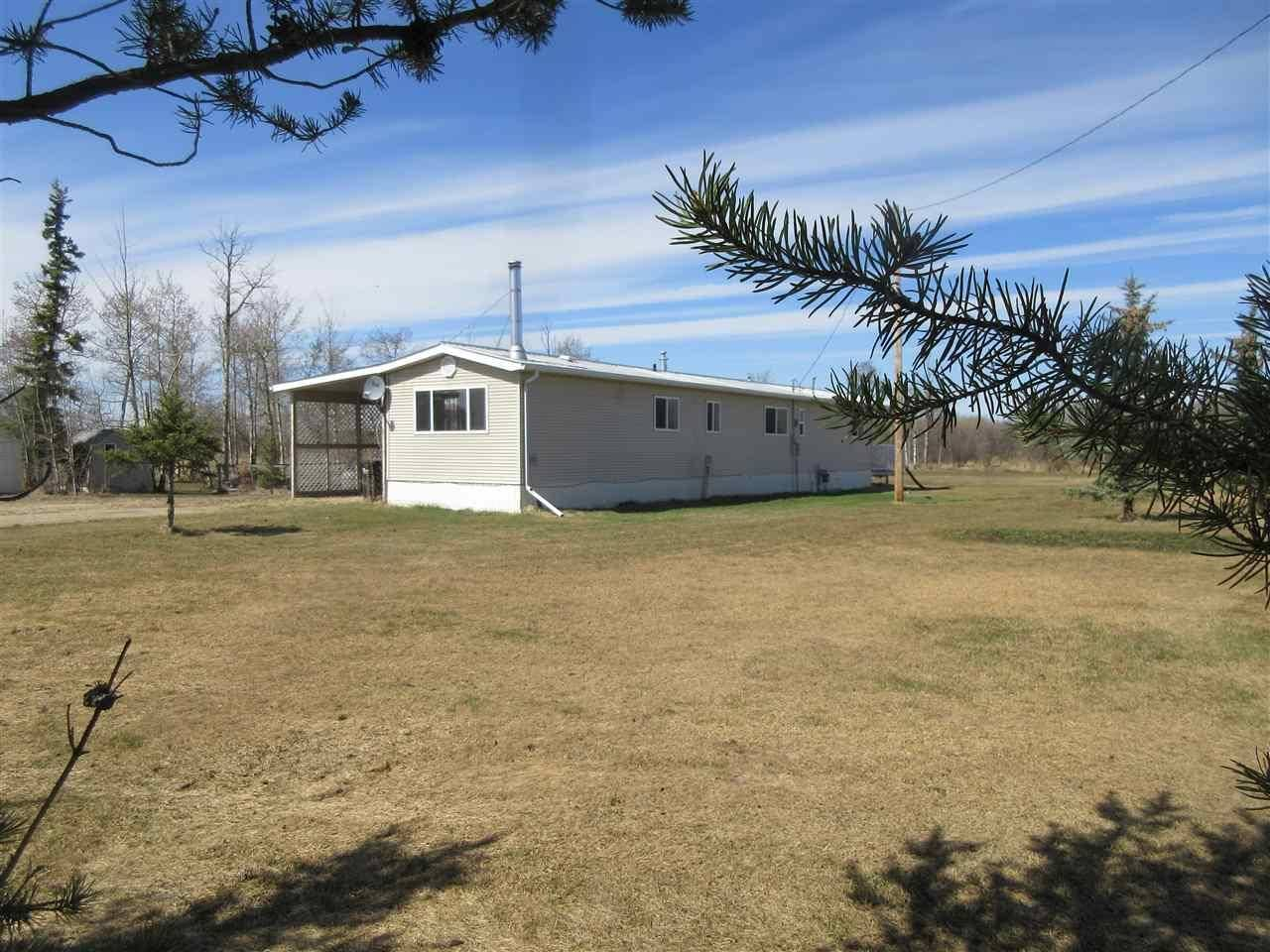 House for sale at 5012 51 St Rural Westlock County Alberta - MLS: E4187749