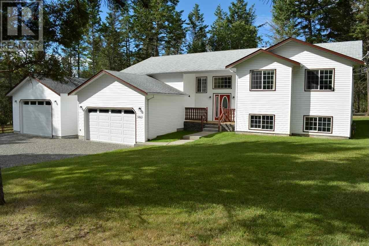House for sale at 5012 Smith Rd 108 Mile Ranch British Columbia - MLS: R2505083